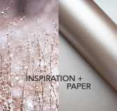 Inspiration + Paper = Glamour by Europapier