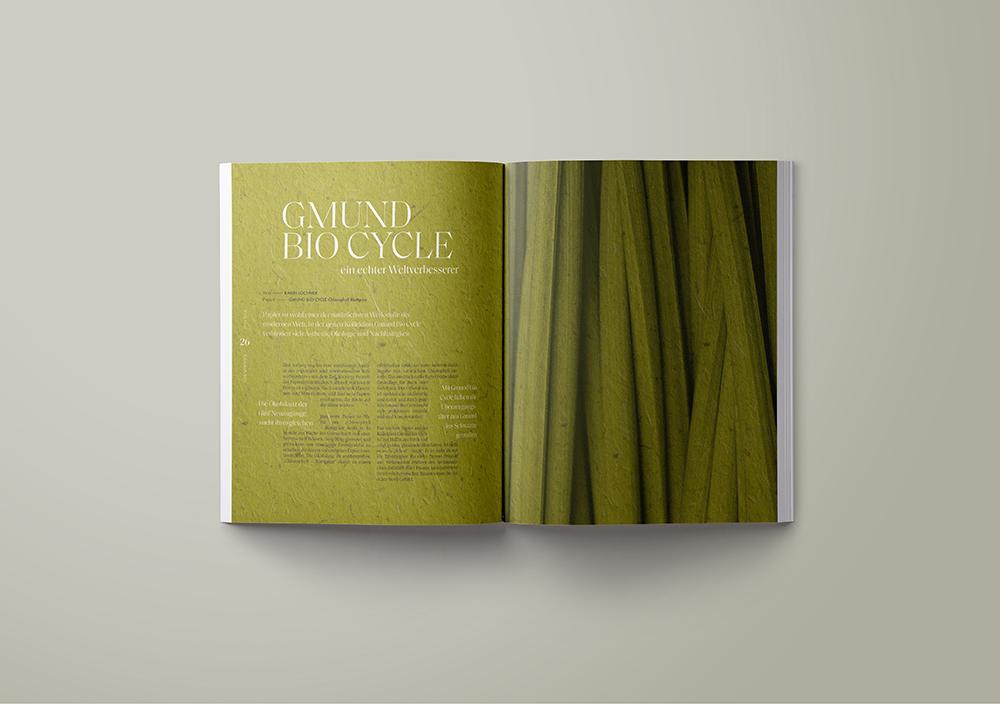 Gmund Paper Magazine - Why Water Matters