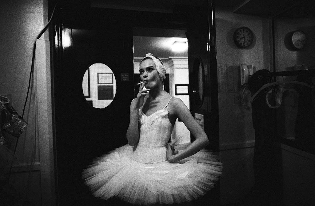 Sasha Gusov's Photographs Of The Bolshoi Ballet Made Into A Calendar