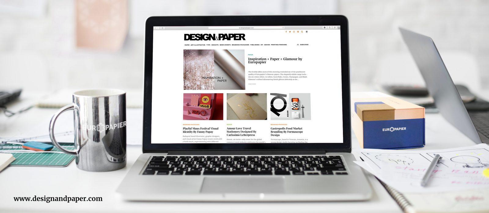 Design & Paper Redesign