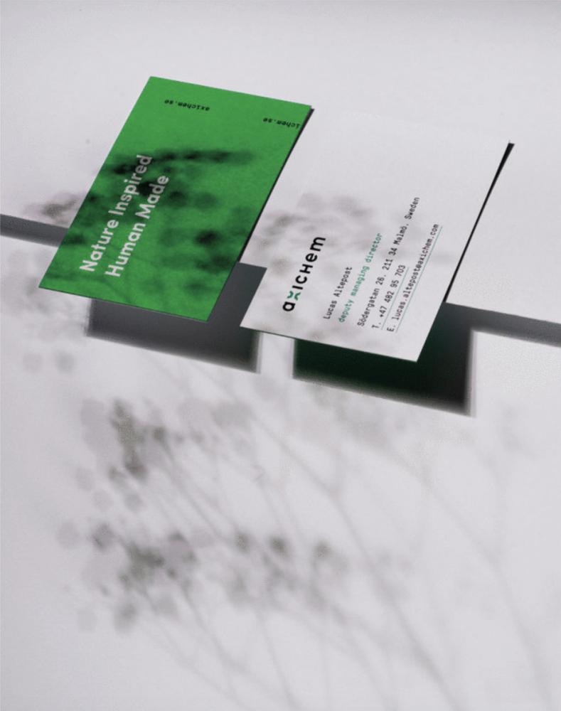 Axichem Branding by balsamstudio