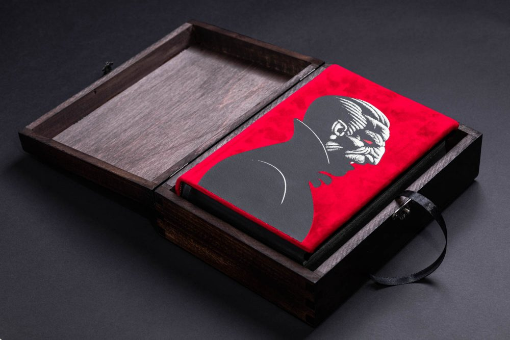 Blood, Soil, and Tears for Dracula | Design & Paper