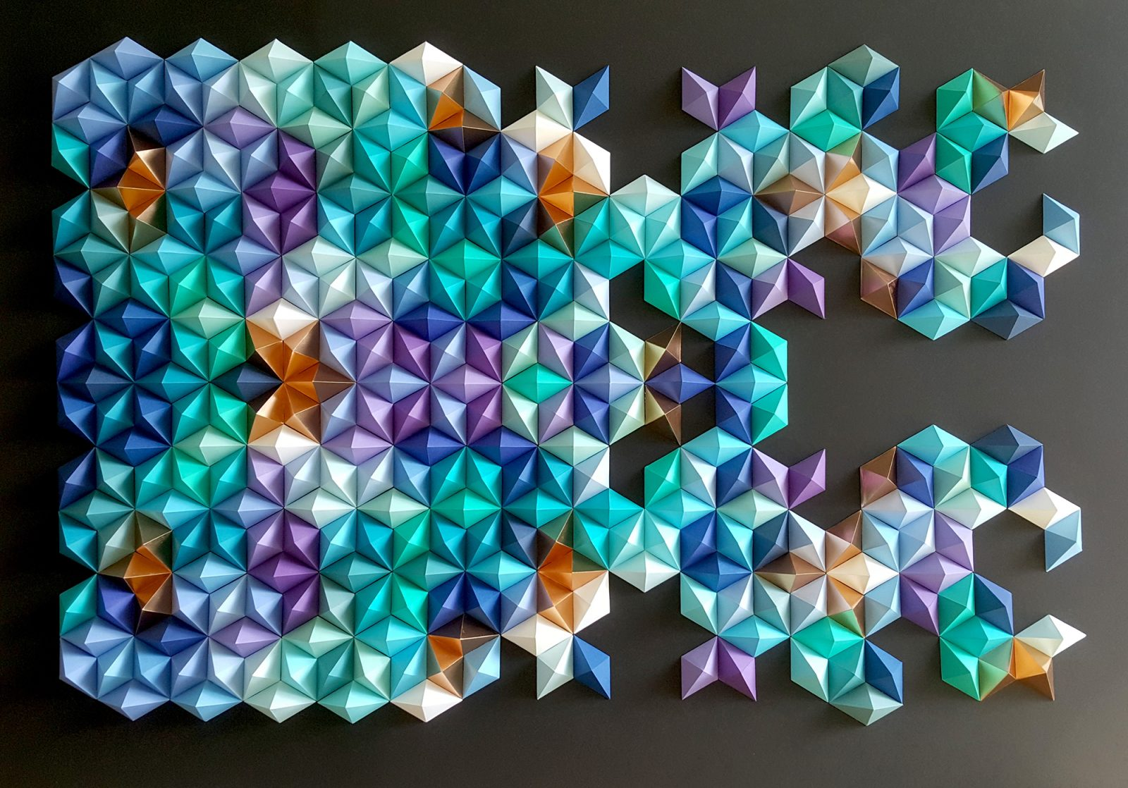 Paper Artist Zahra Ammar Loves the Versatility and Form Paper Offers
