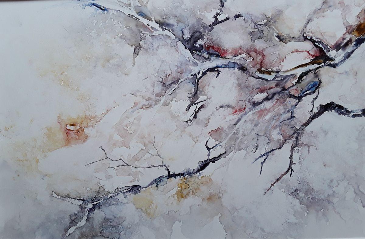Hiver glacial by Delphine Duchense