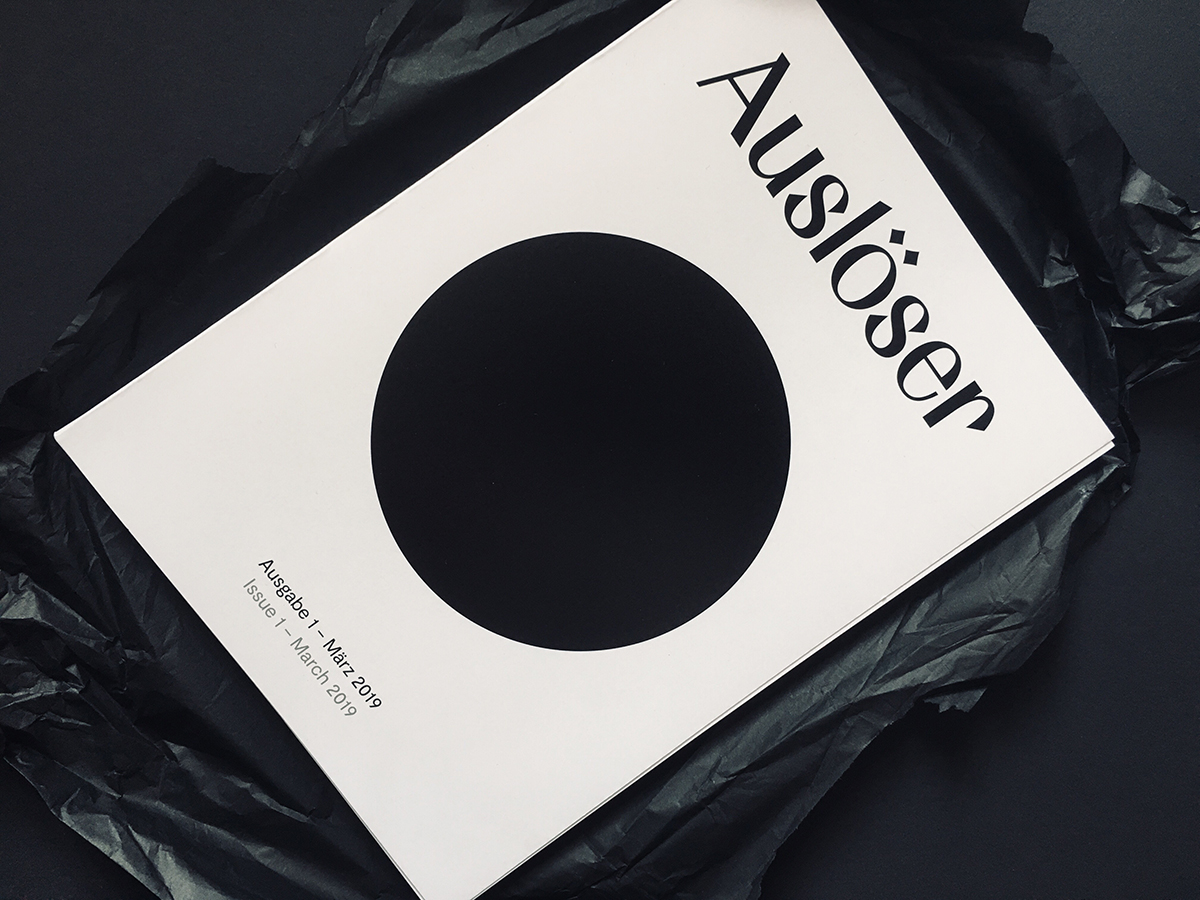 Photo Magazine Auslöser Focuses on the Human Stories Behind the Camera