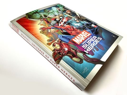 The Spectacular Exhibition & Art Book 'MARVEL: UNIVERSE OF SUPER HEROES' Celebrates 80 Years of Marvel History