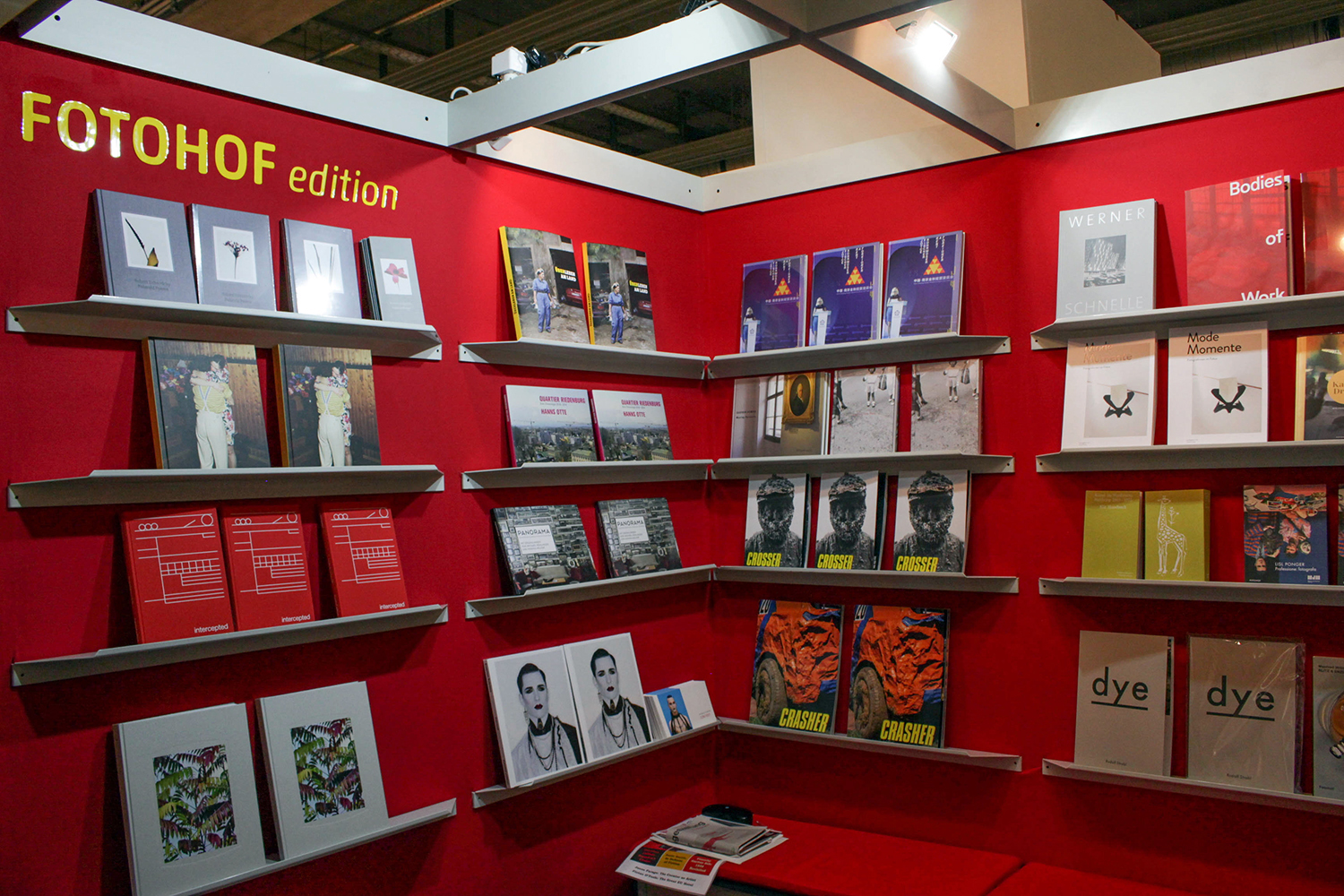 Fotohof Edition Hall 4.1, booth K82