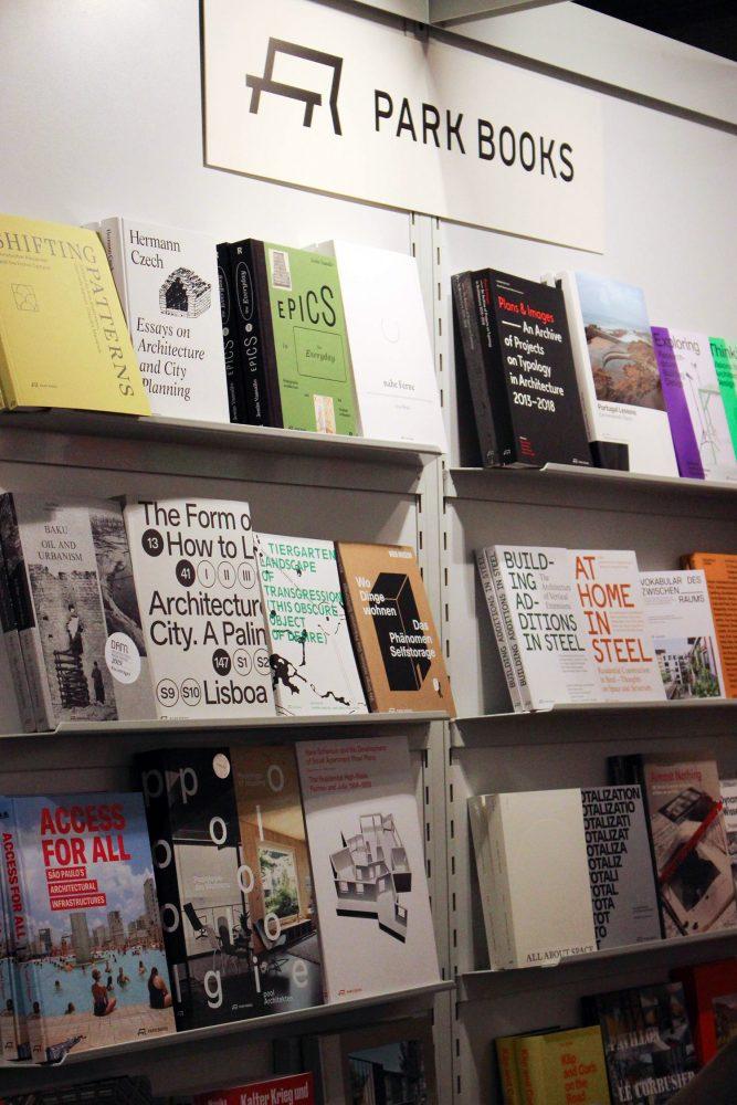 Frankfurt book fair Park Books Hall 4.1, booth J75