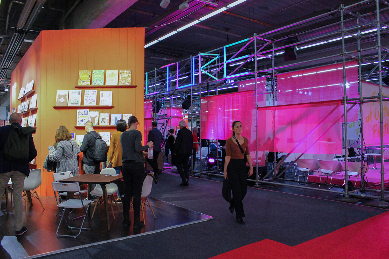 Frankfurt Book Fair 2019 impressions