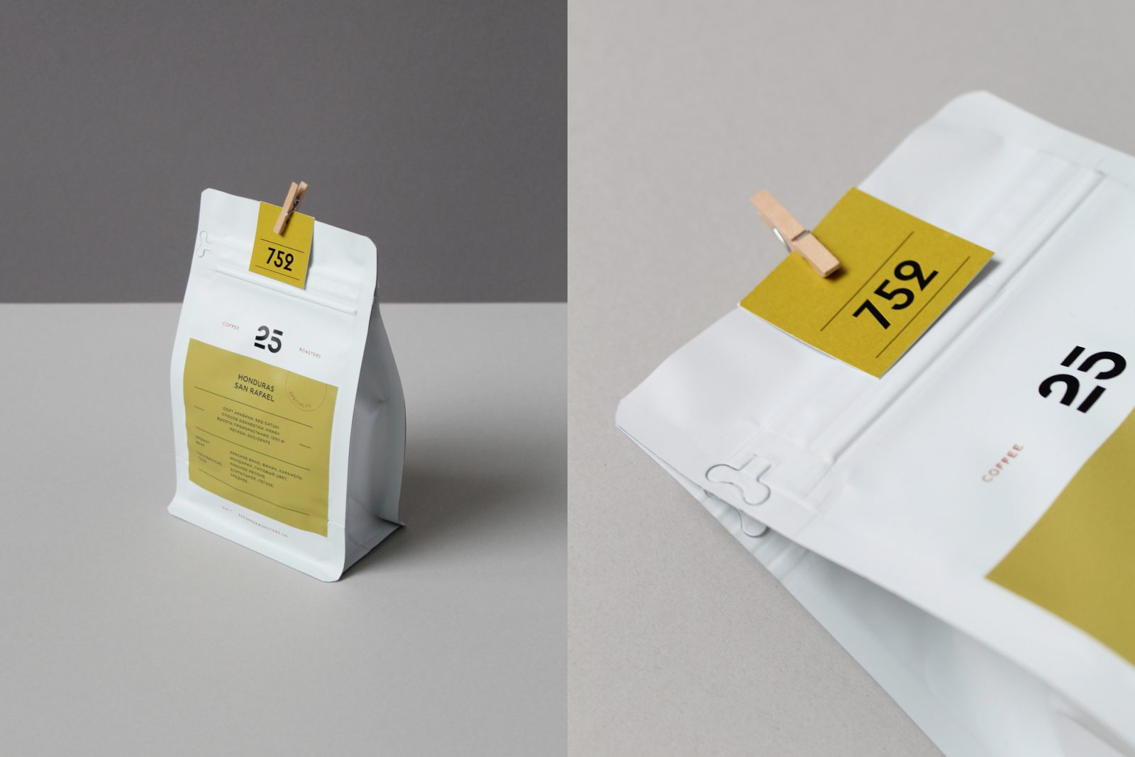 25 Coffee Roasters Branding by Canape Agency