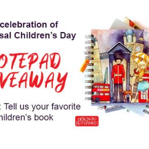 Universal Children's Day Giveaway