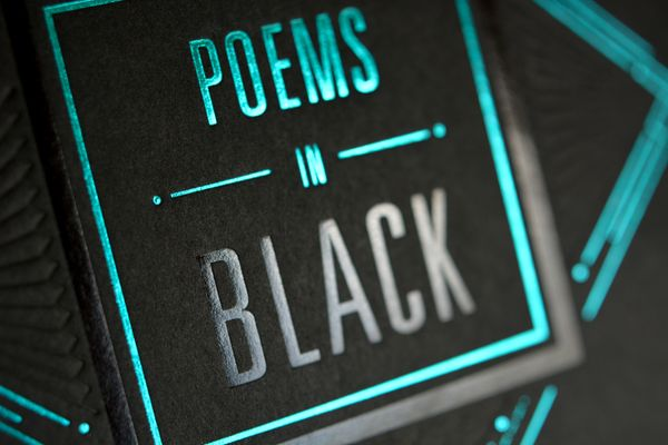 Poems In Black