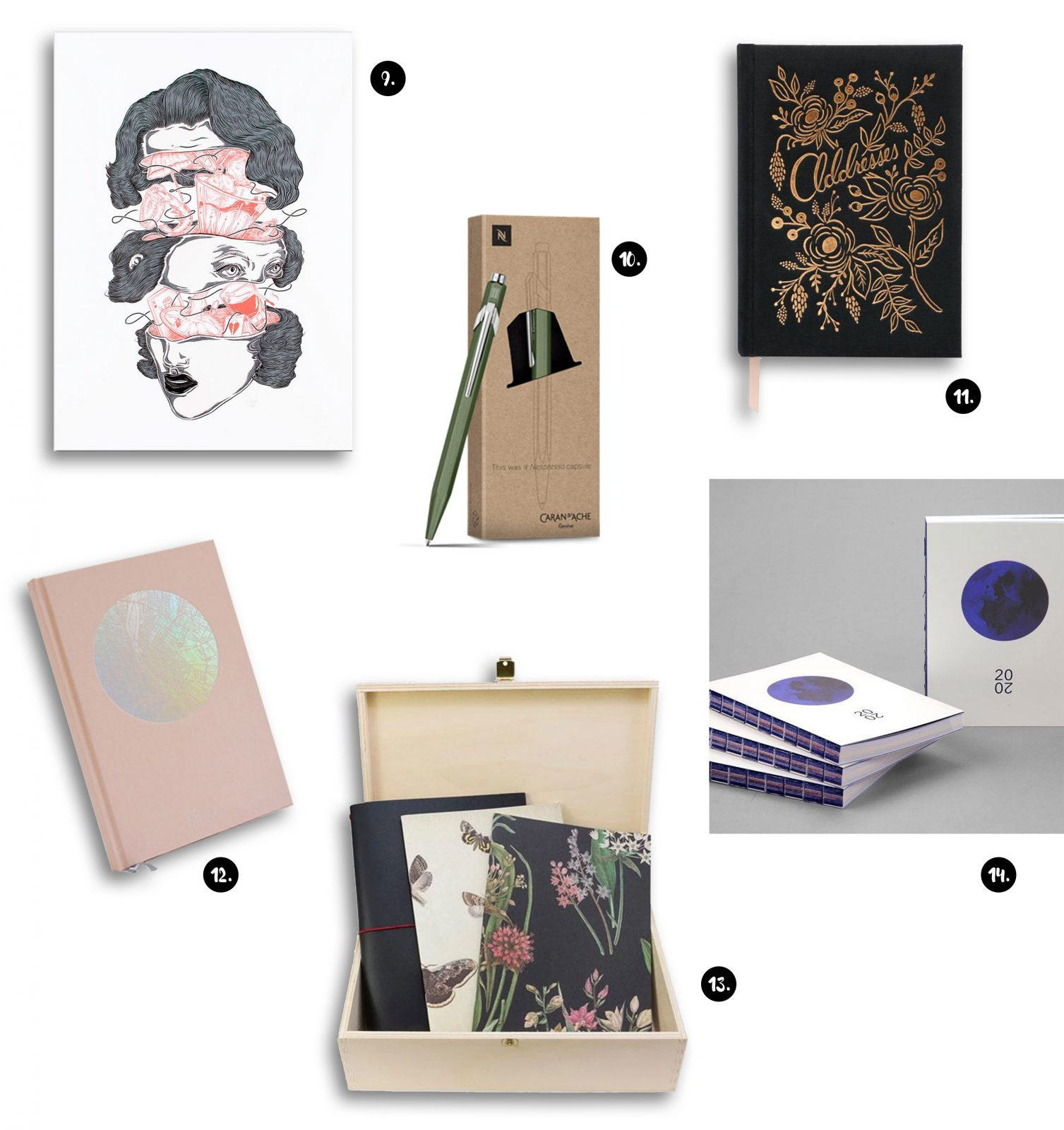 Paper Lovers Holiday Gift Guide 2019