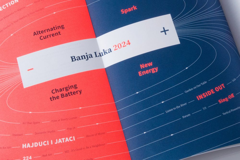Opposites Attract book is Banja Luka's Bid for the European Capital of Culture 2024