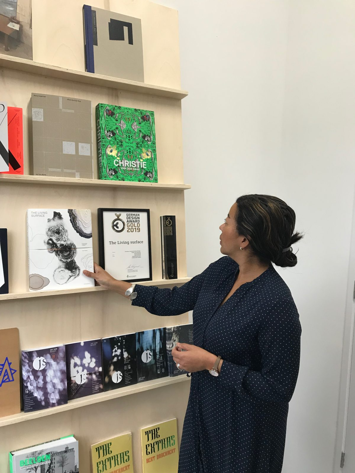 Jap Sam Books Talks About the Future of Art Books and Publishing