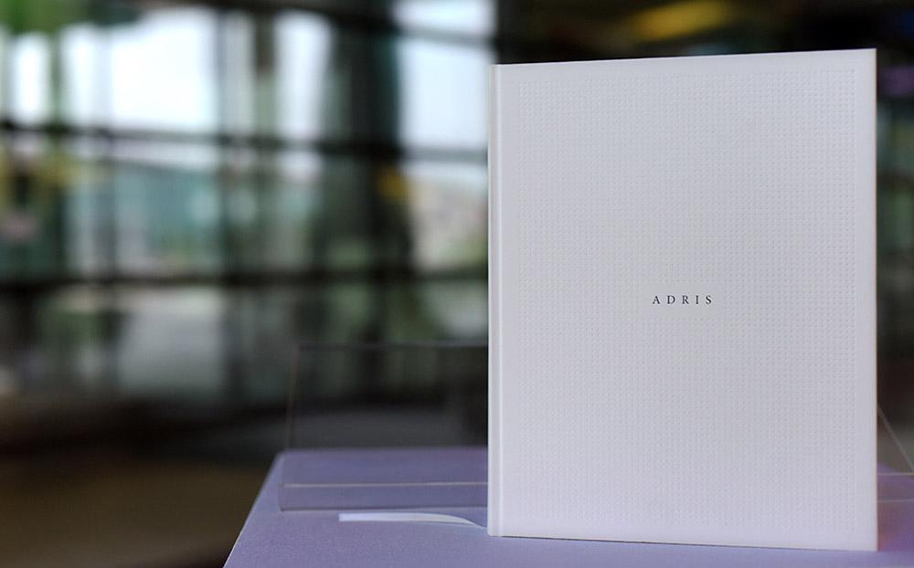 """The One Croatian Story"" Monograph annual report of Adris Group by Bruketa&Žinić"