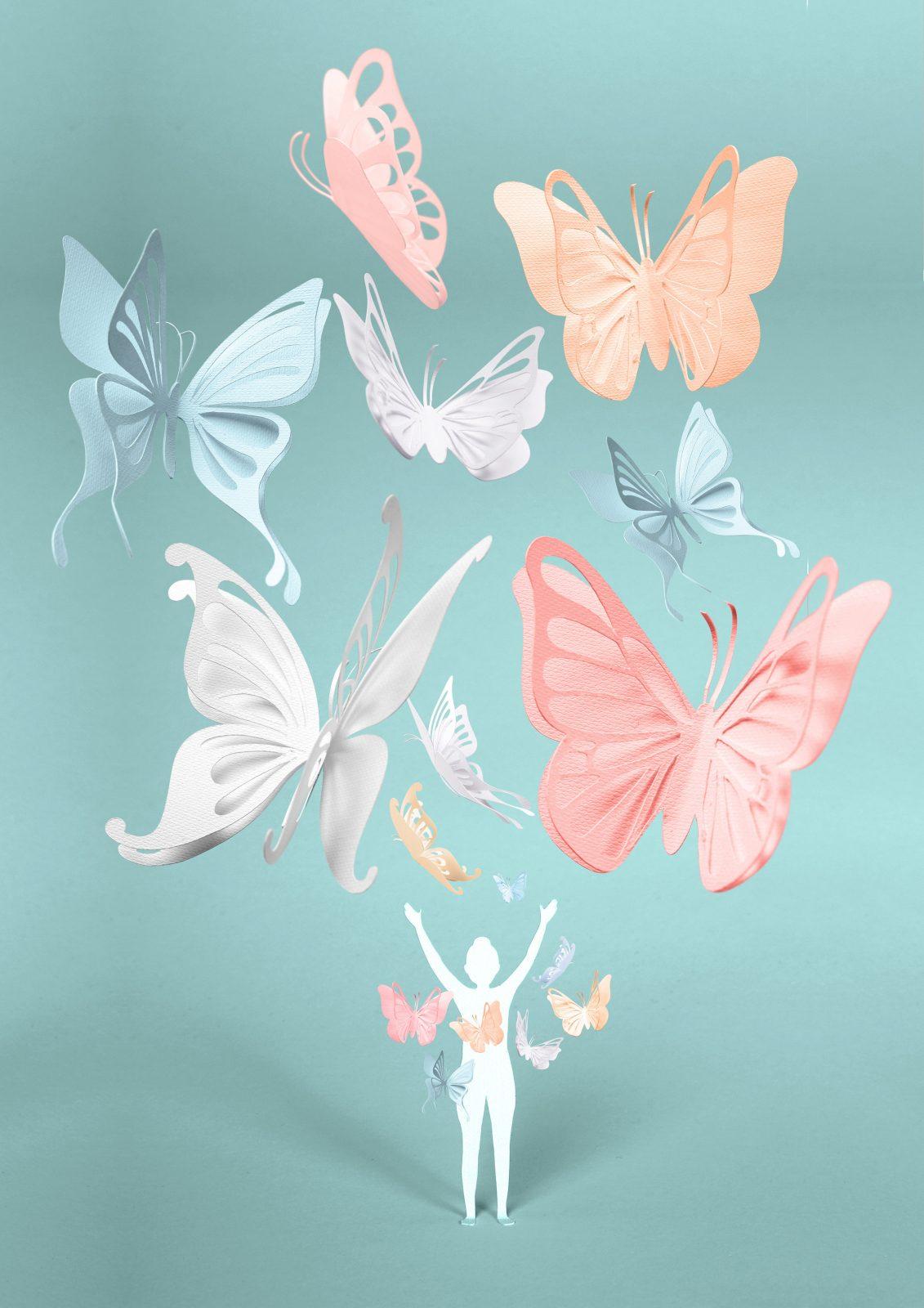 Lisa Lloyd paper artwork