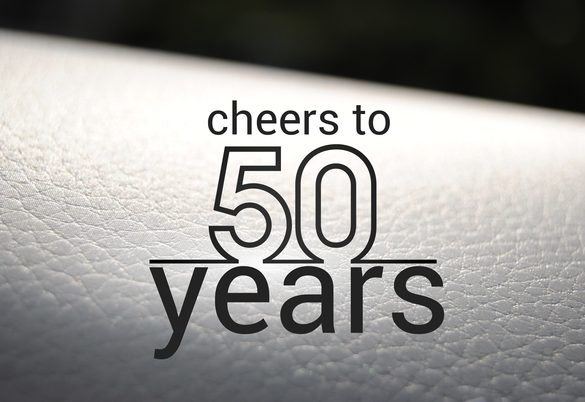 cheers to 50 years
