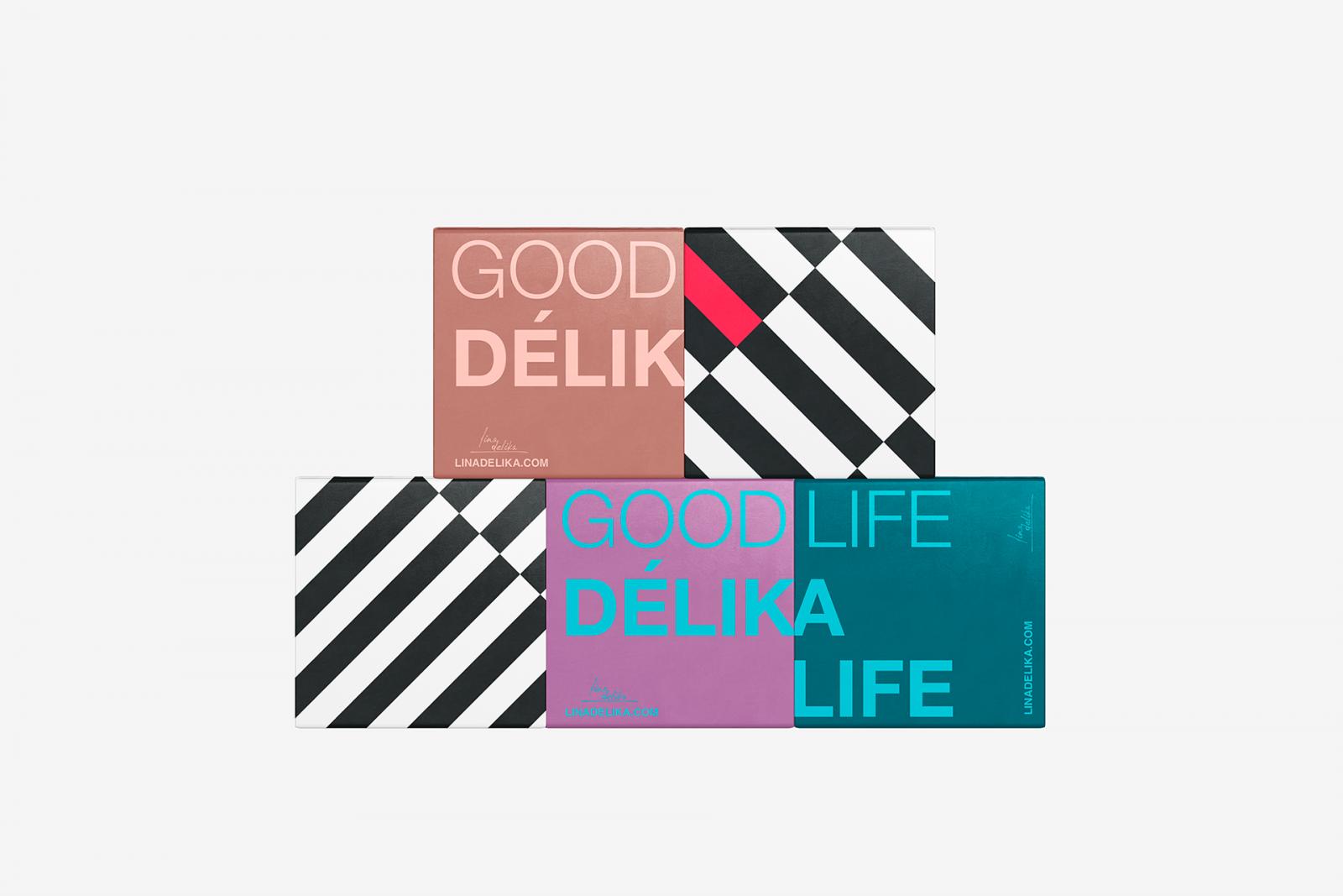 Linadélika Lifestyle Brand Identity by Radmir Volk