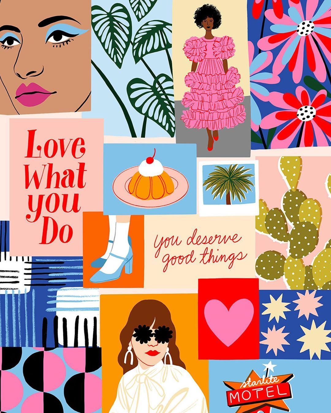 46 Inspiring Female Illustrators to Follow on Instagram