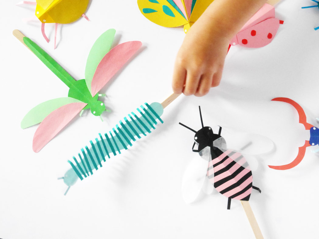 50 Ideas for Crafts, Games , And DIYs To Do With Kids At Home
