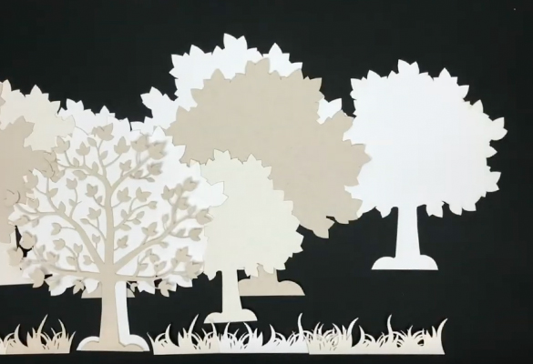 A Fun  Stop-Motion Animation Telling The Story of VIA Felt from Tree to Postcard