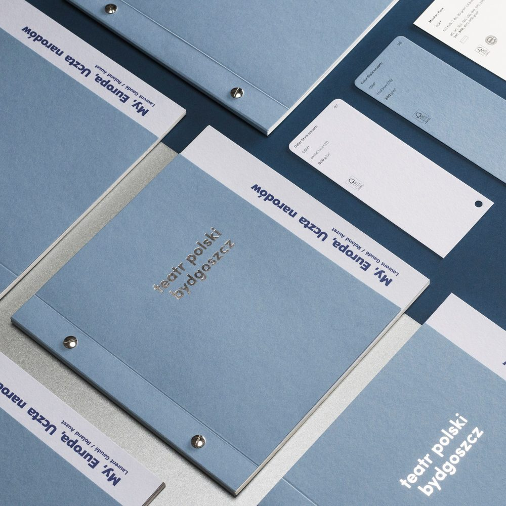Beautiful Theatre Play Programme Design by Pergrama