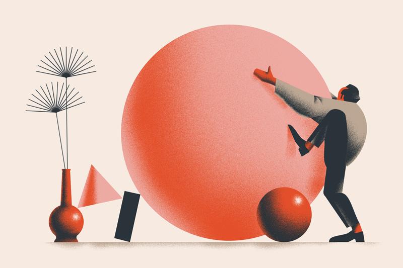 Tomasz Wozniakowski Illustrates Surreal Still Life's with Texture and Depth
