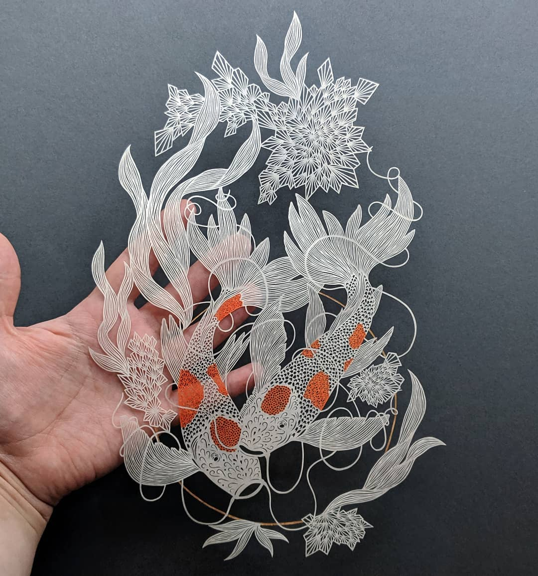 64 Brilliant Paper Artists to Follow on Instagram