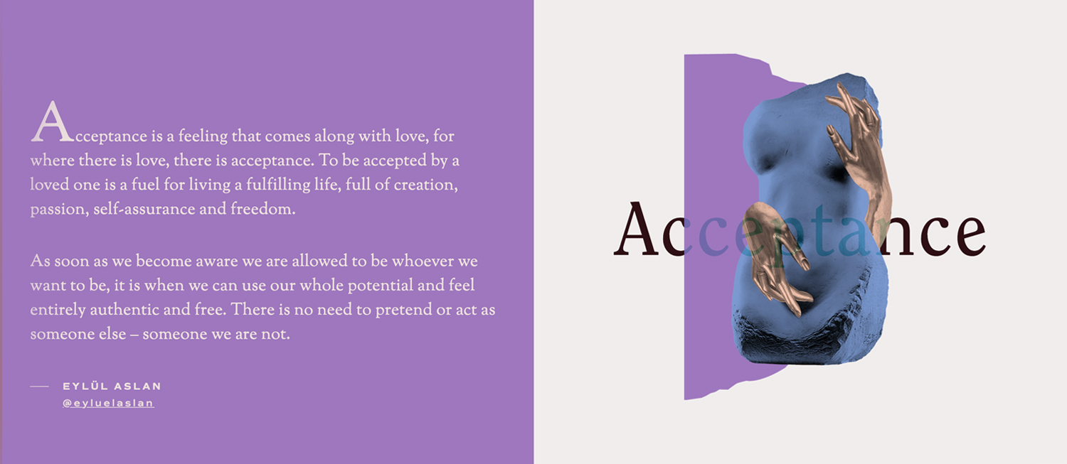 The Dictionary of Female Feelings by Creatives Around the World