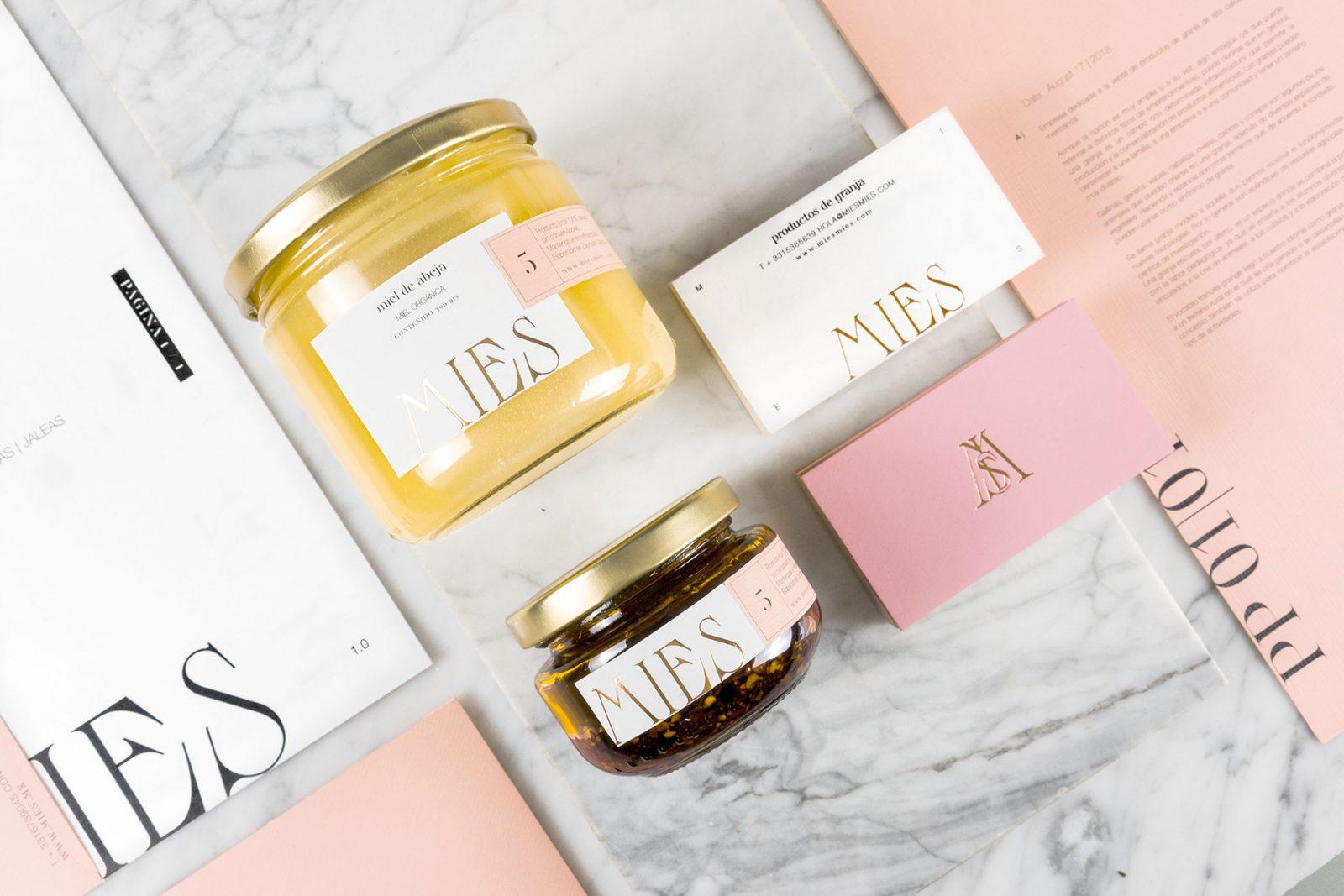 most beautiful Honey Packaging Designs