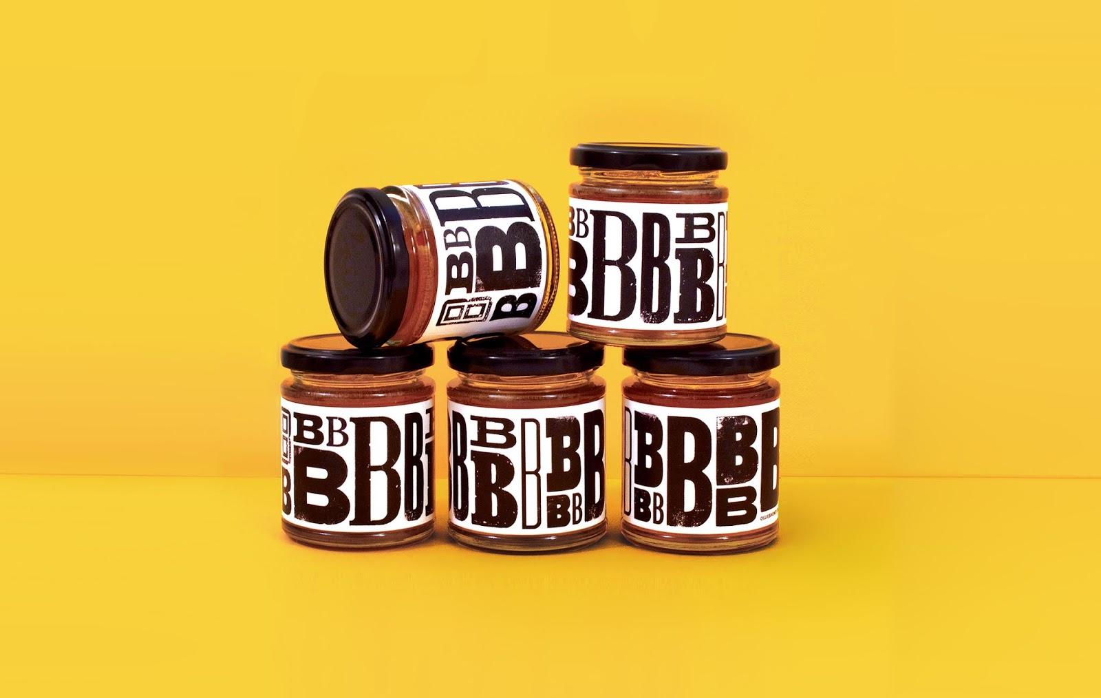 most beautiful honey packaging design