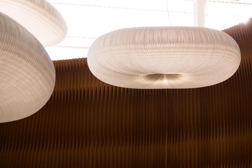 Elegant Expandable Paper Furniture Designs by Molo Studio