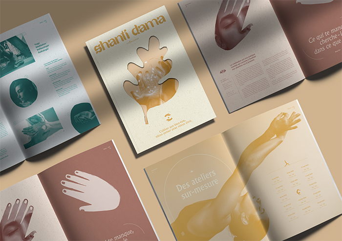 10 Yoga Studio Branding Concepts to Help You Feel Relaxed & Mindful