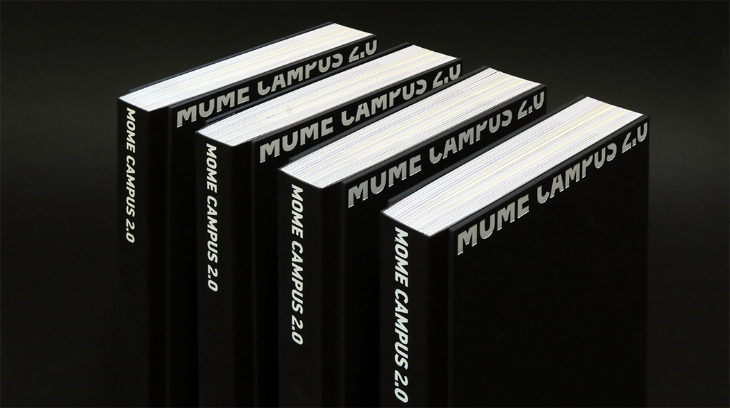 Mome Campus 2.0 Creates Contrast With Various Design Papers