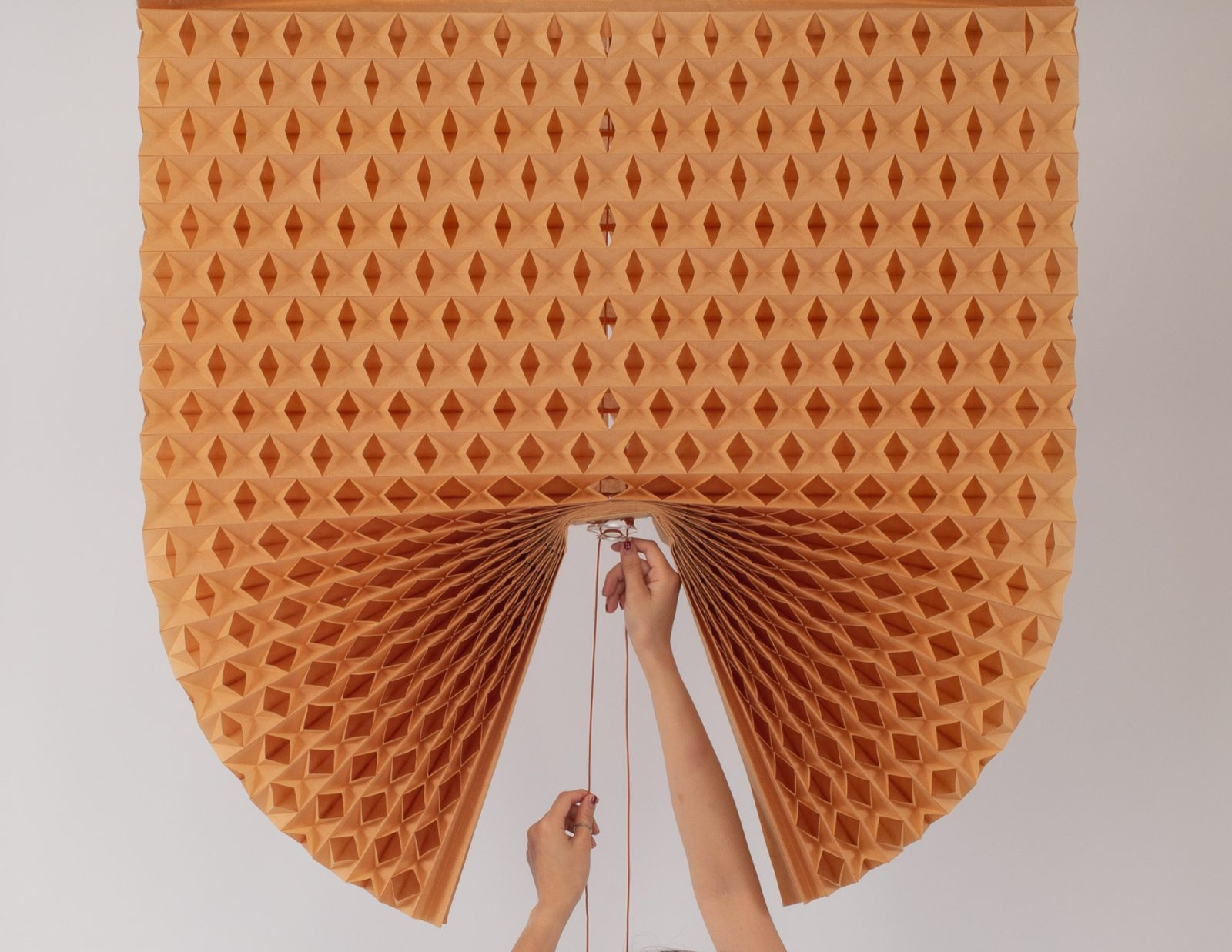 Natchar Sawatdichai's Paper Blinds Are a Testament to Modern Artisanry