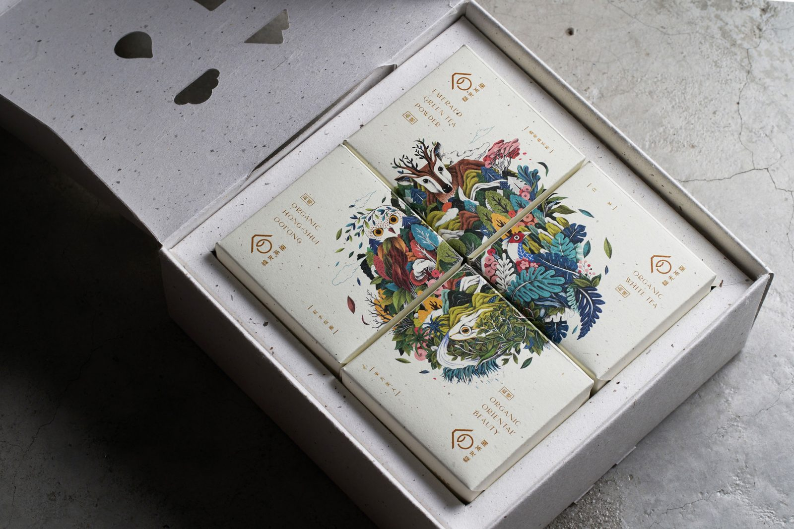 34 Contemporary Tea Packaging Concepts For the Modern Consumer