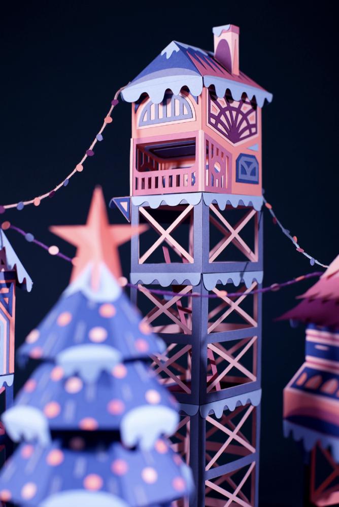 Winter Wonderland project by Zim & Zou on Patreon