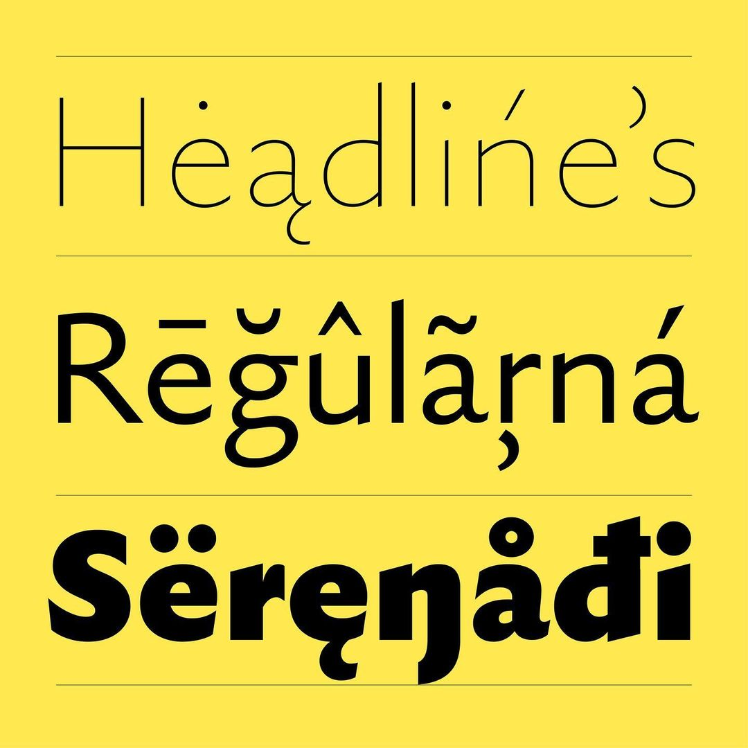 Mateusz Machalski Carries The Torch Of Contemporary Type Design in Poland