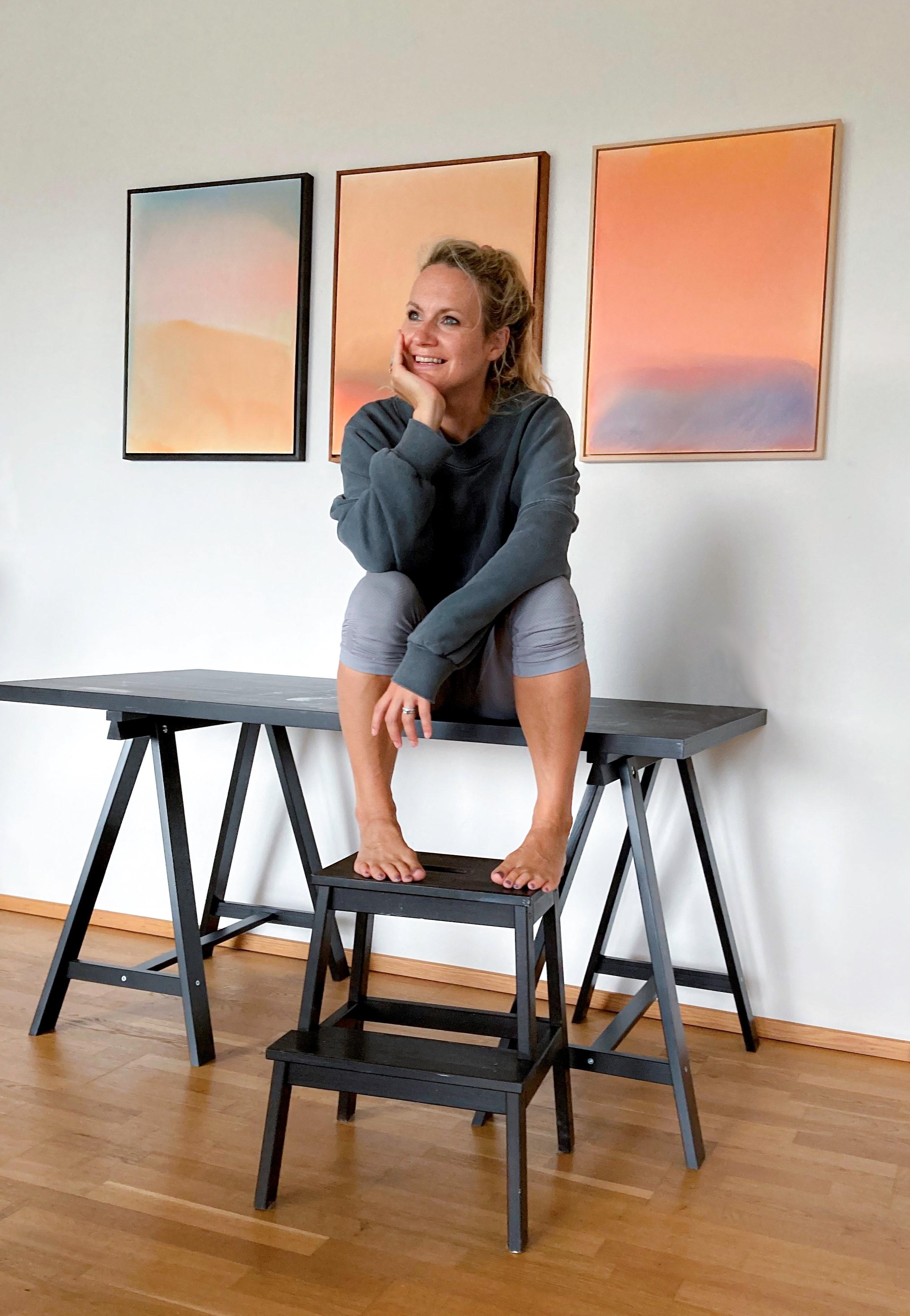 Laura Fauvel Portrait