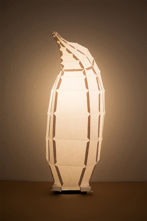 Rabbit and Friends Paper Lamps by mostlikely | Design & Paper